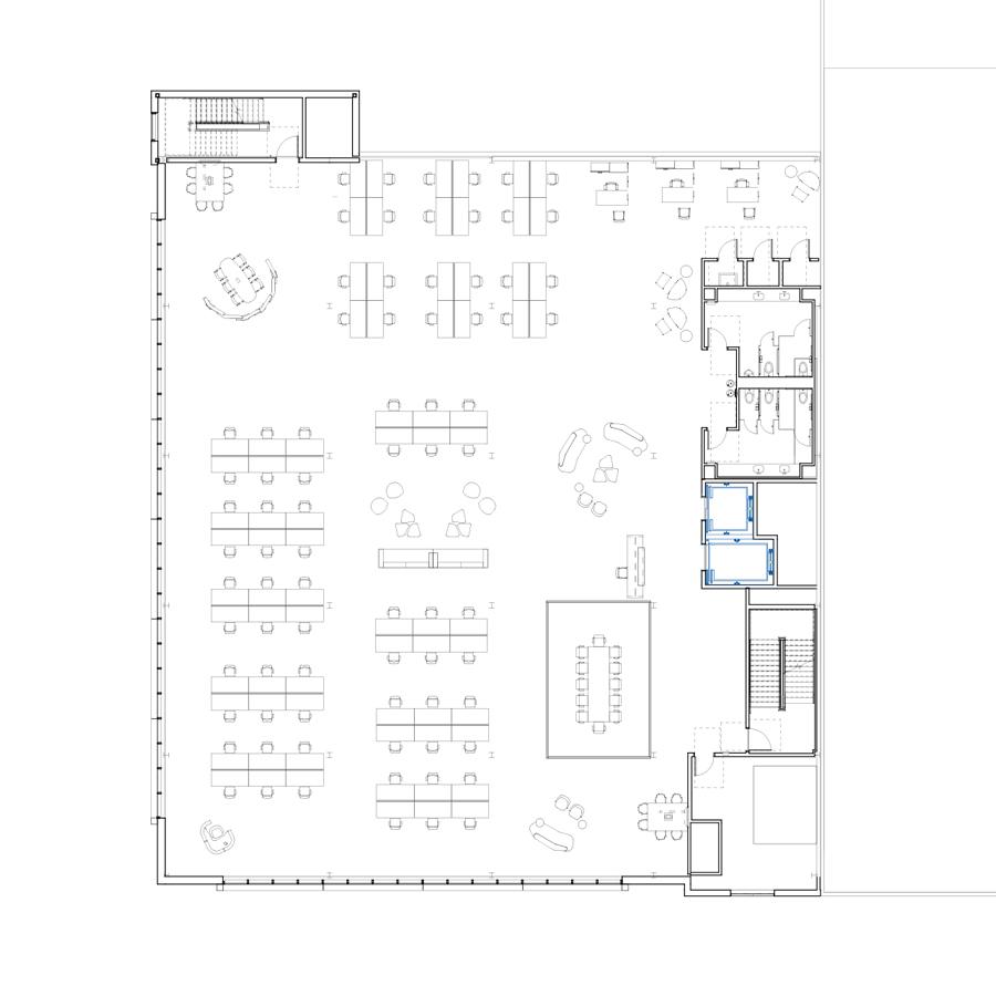 Floors 2-4