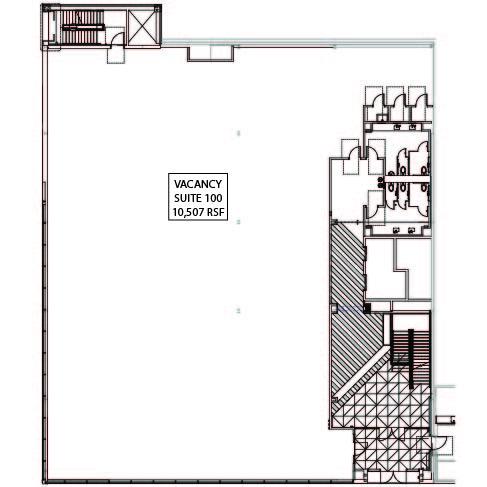 First Floor Floor Plan Only