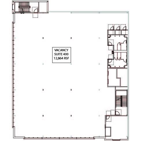 Fourth Floor Floor Plan Only