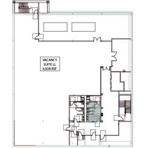 LL Floor Floor Plan Only