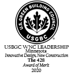 USGBC WNC LEADERSHIP AWARD 2020 Logo Attempt 3 150x150